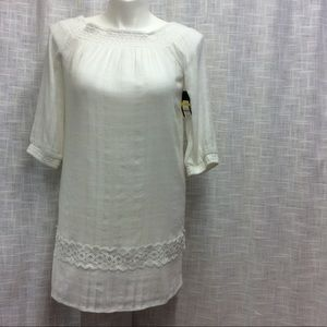 White Crown & Ivy Dress Size M
